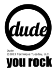Technique-Tuesday-Dude-Clear-Stamps-Medium