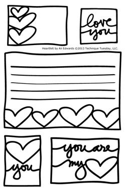 Technique-Tuesday-Heartfelt-Ali-Edwards-Clear-Stamps-Medium