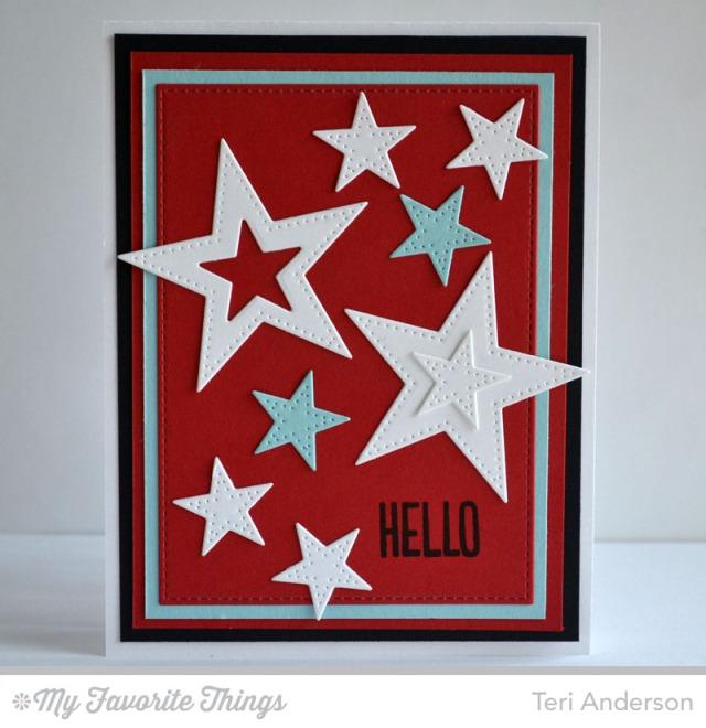 Hello Stars by Teri Anderson