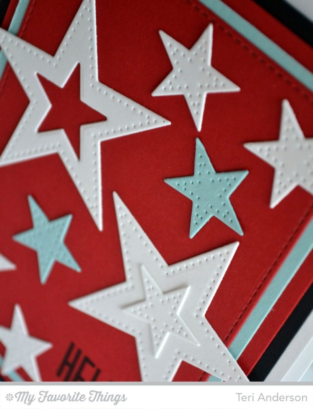 Detail picture of Hello Stars by Teri Anderson