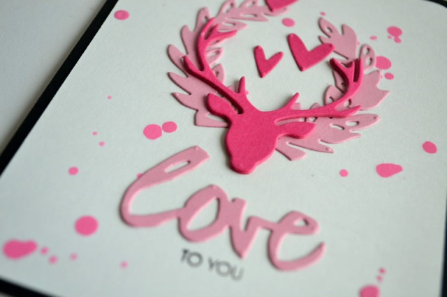 Love To You card