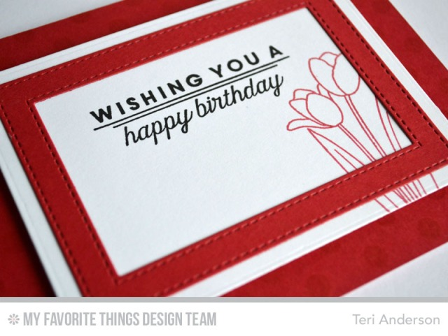 Wishing You card