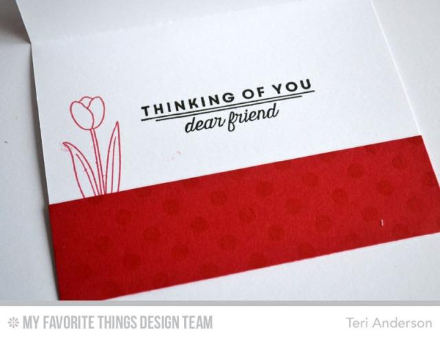 Wishing You card -- inside
