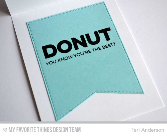 Smile Donuts card