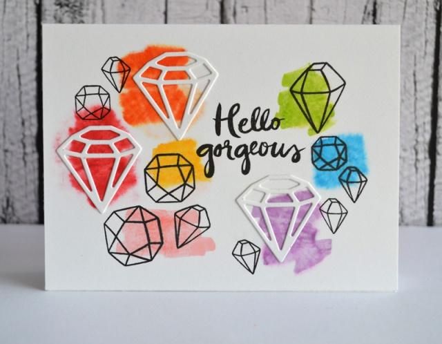 Hello Gorgeous by Teri