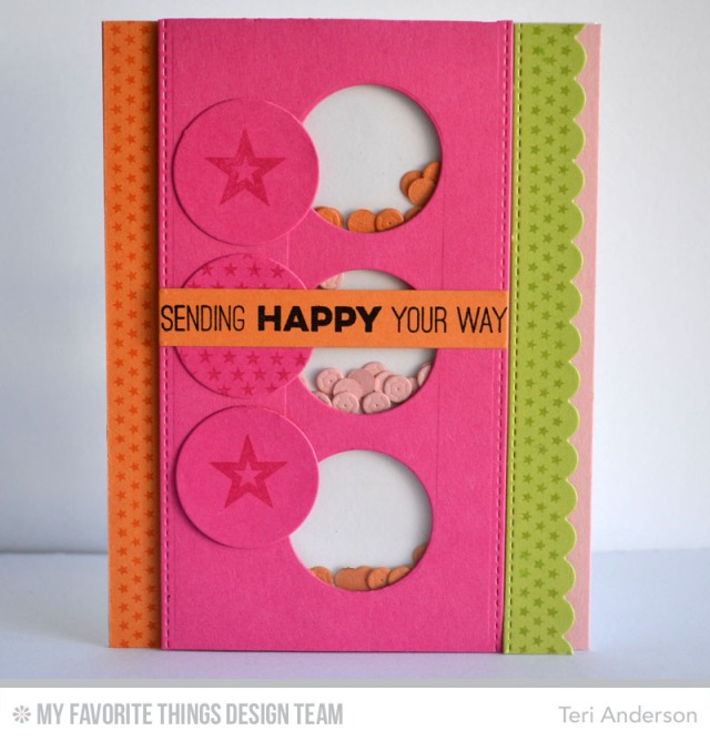 Happy Shaker by Teri