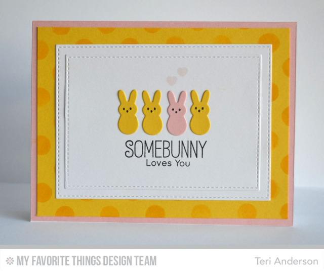 Somebunny card