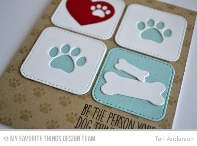 Be The Person card by Teri