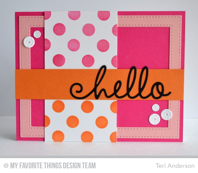 Hello Dots by Teri