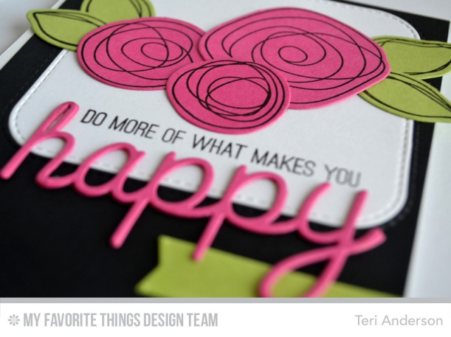 Happy Flowers by Teri