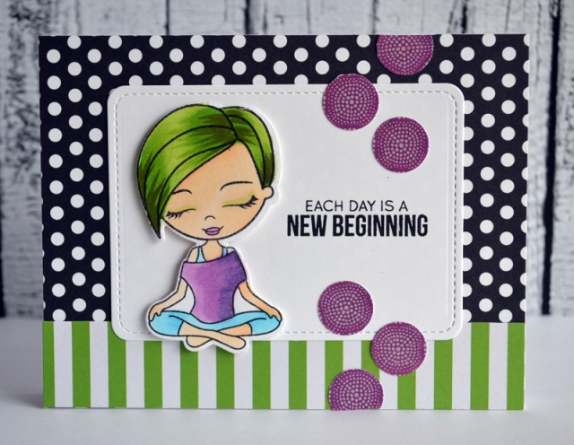 New Beginning by Teri