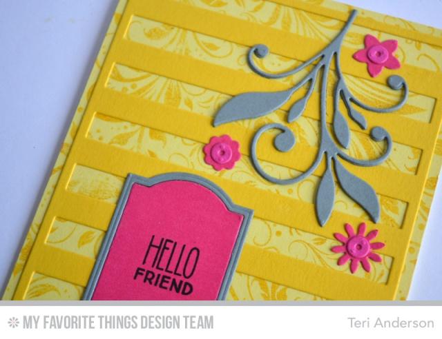 Hello Friend by Teri