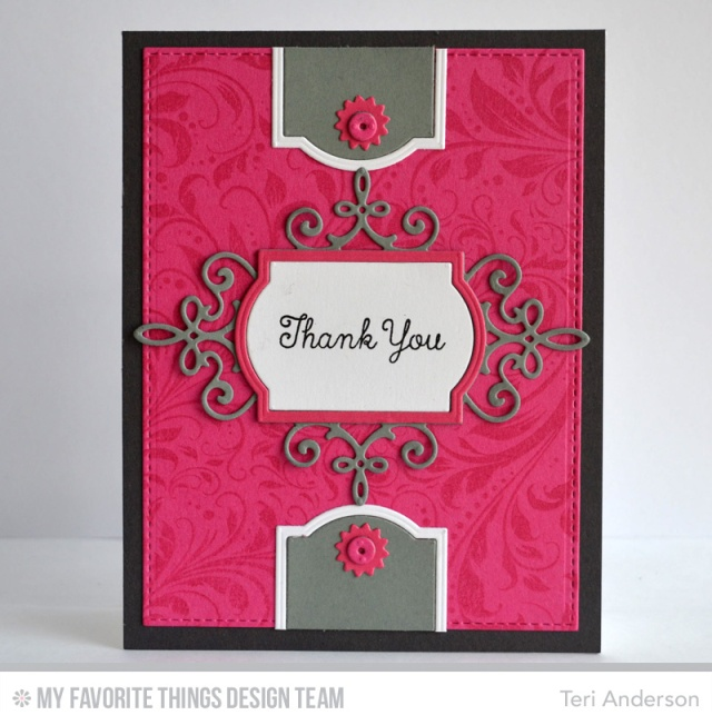 Thank You by Teri