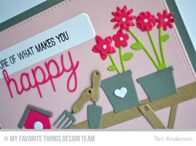 Makes You Happy by Teri