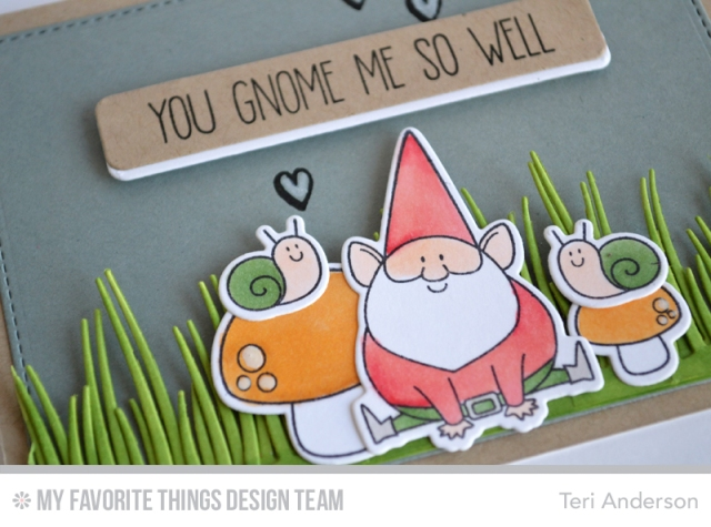 You Gnome Me by Teri