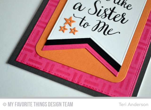 Like a Sister to Me by Teri