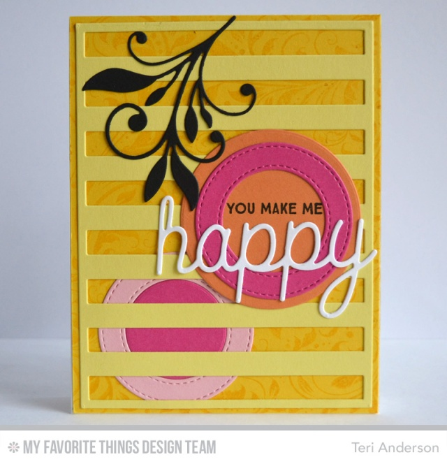 You Make Me Happy by Teri
