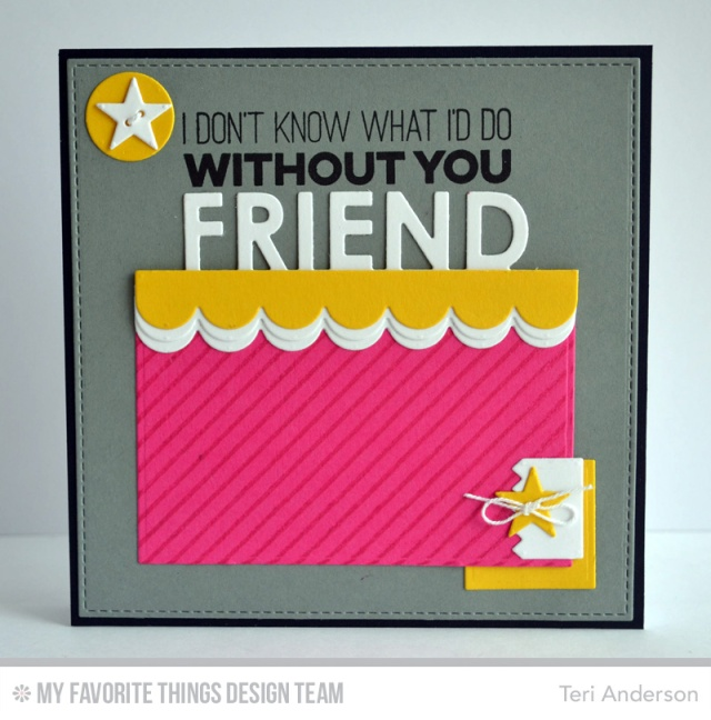 Without You Friend by Teri