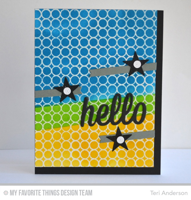 Hello Circles by Teri