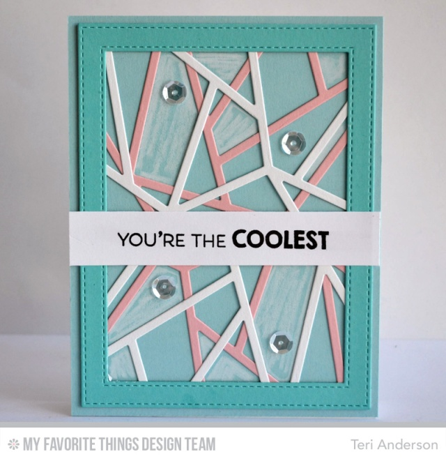 Coolest Frame card by Teri