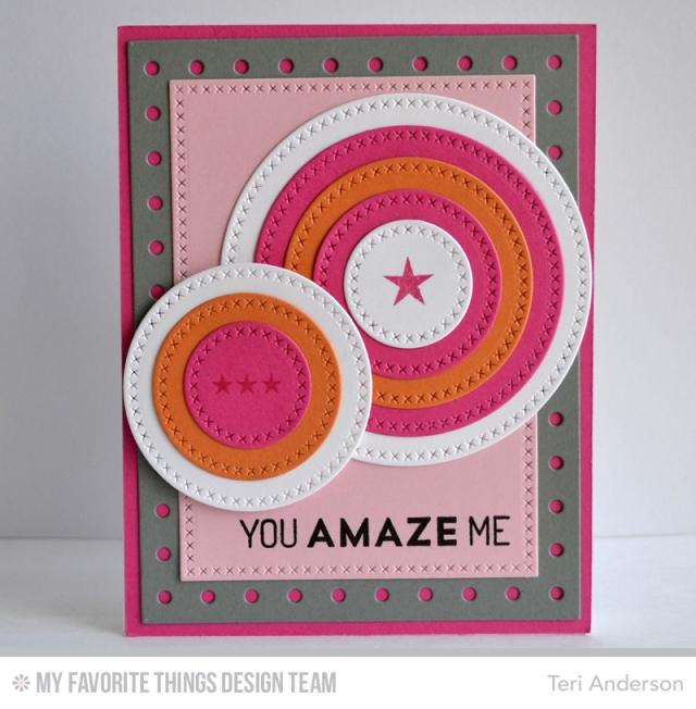 You Amaze Me by Teri