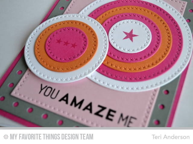 You Amaze Me card by Teri