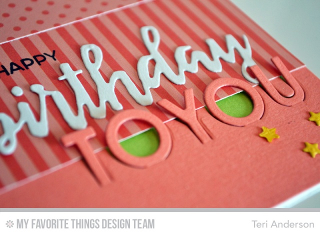 Happy Birthday to You by Teri