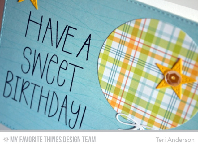 Sweet Birthday by Teri