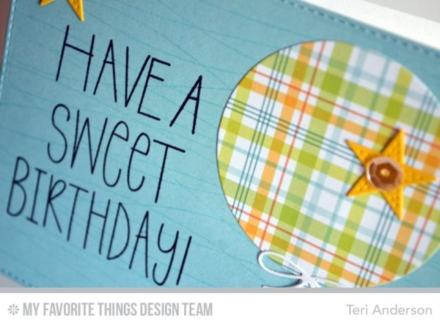 Sweet Birthday by Teri