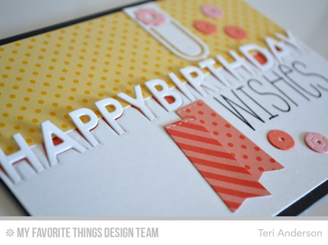 Happy Birthday Wishes by Teri
