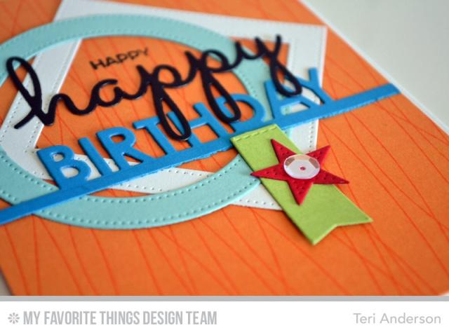 Happy Happy Birthday by Teri