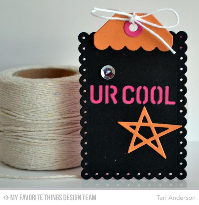 UR Cool Tag by Teri