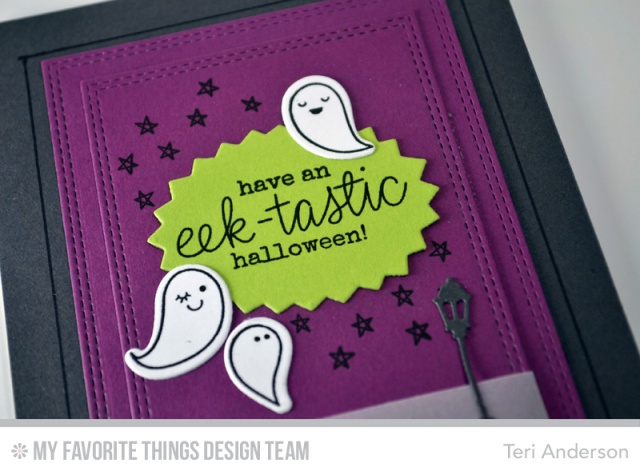 Eek card by Teri