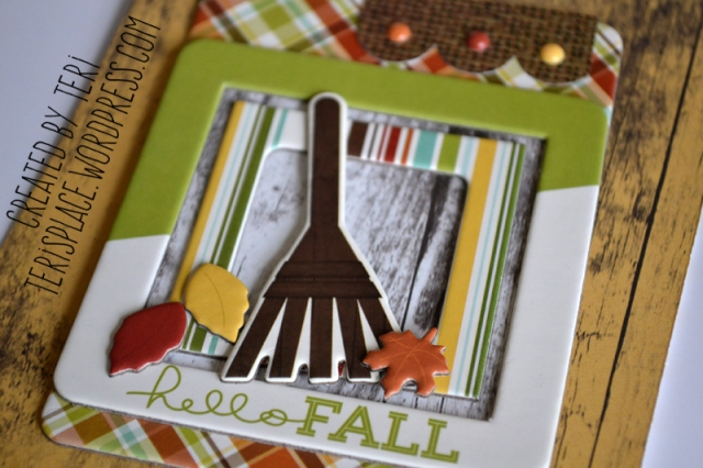 Hello Fall by Teri