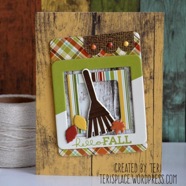 Hello Fall by Teri