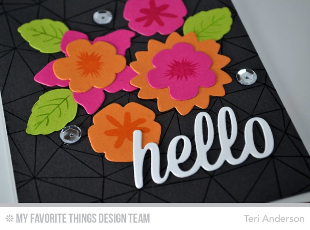 Hello Blooms by Teri