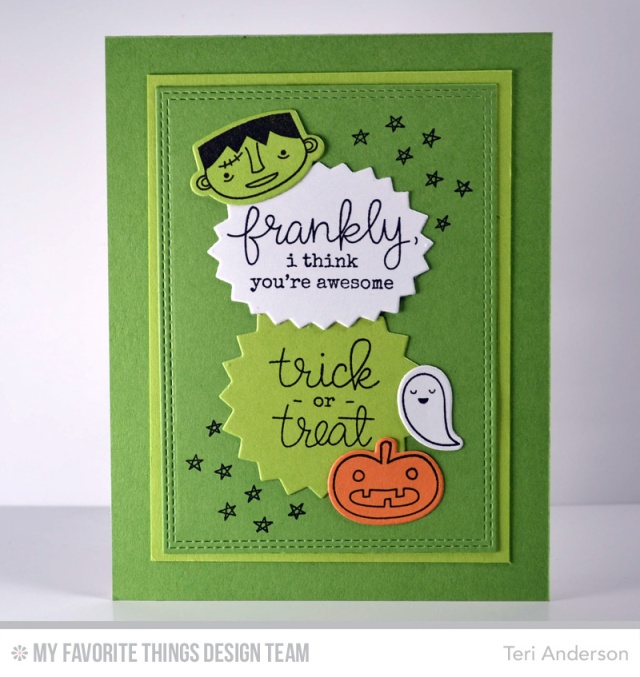 Frankly card by Teri