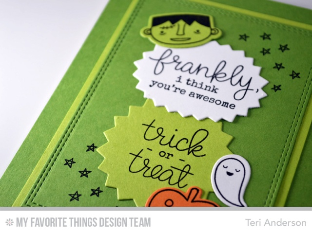 Frankly card