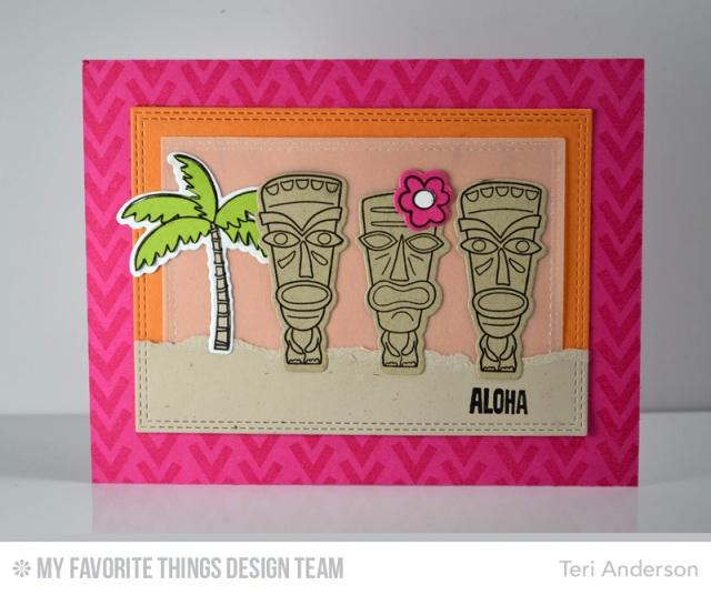 Tiki Aloha by Teri