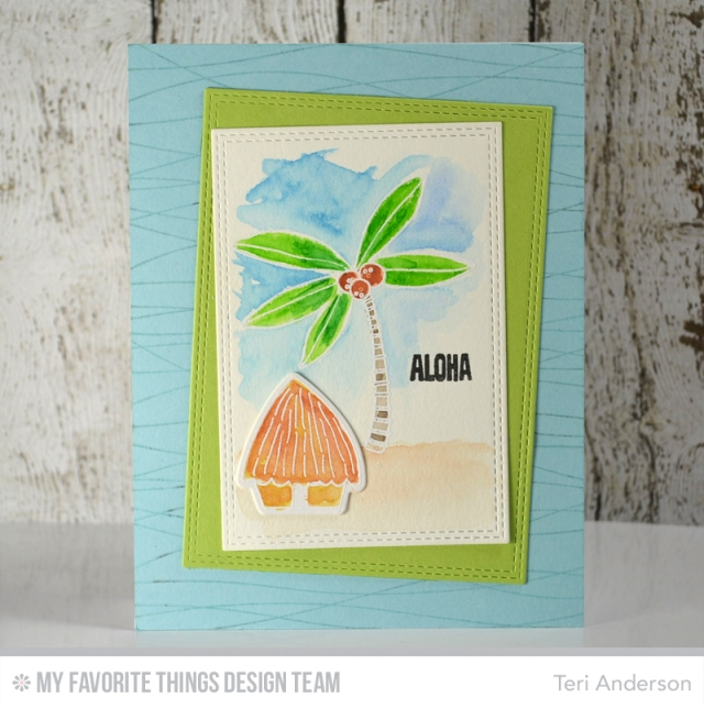 Tree Hut Aloha by Teri