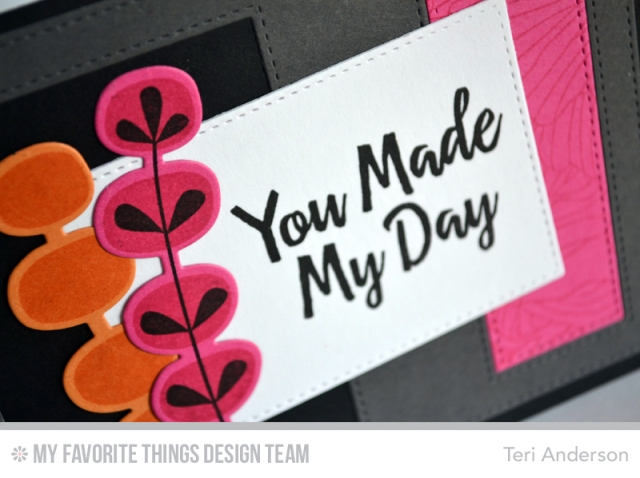 You Made My Day by Teri