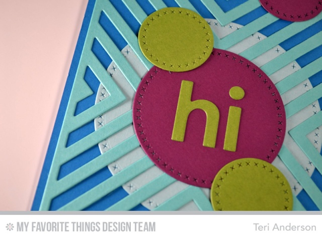 Hi Circles by Teri