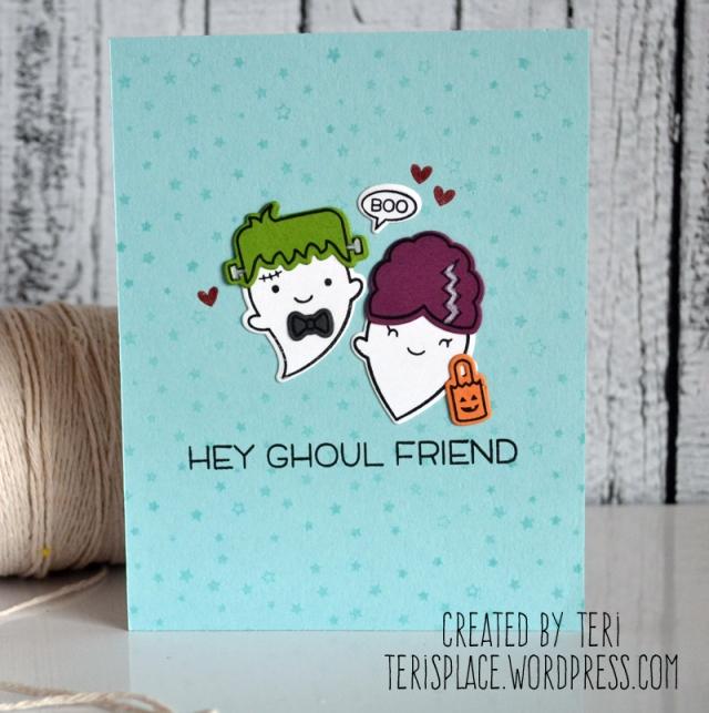 Ghoul Friends by Teri