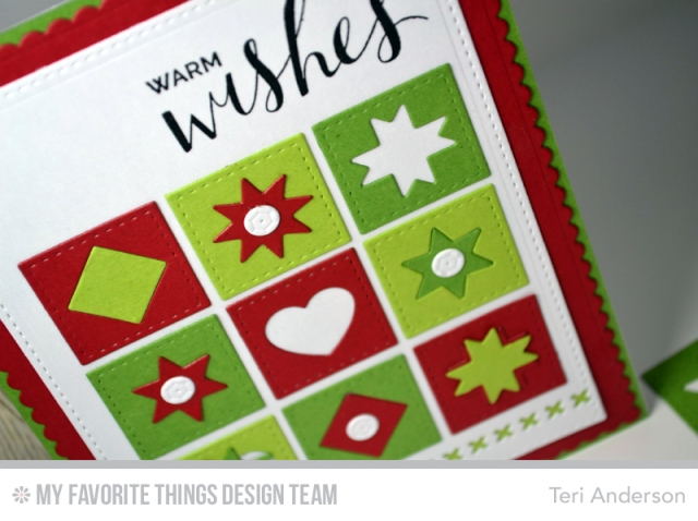 Warm Wishes Quilt close by Teri