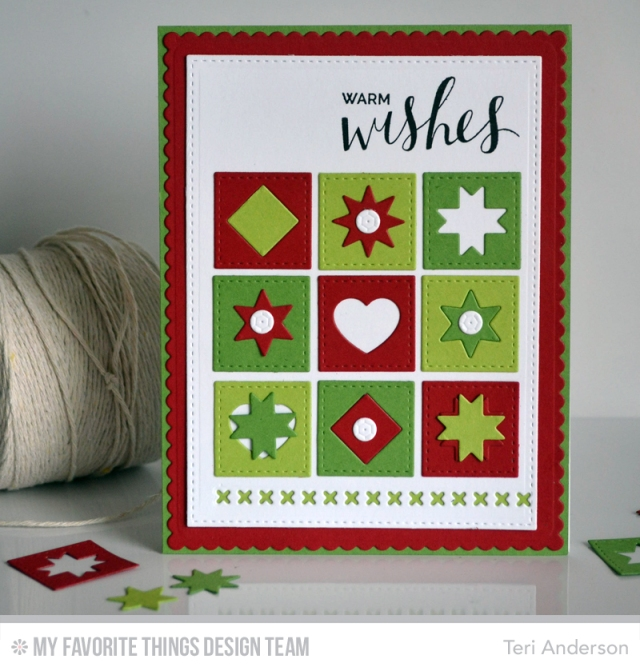 Warm Wishes Quilt by Teri