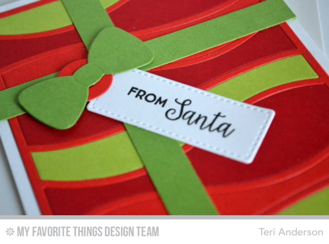 From Santa by Teri