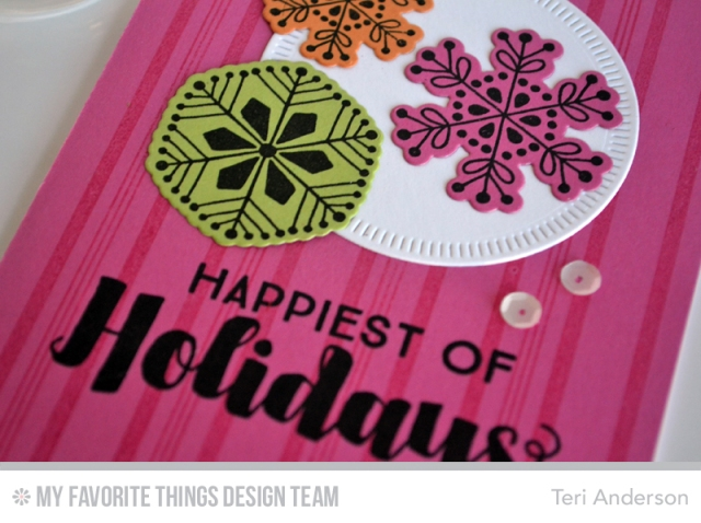 Happiest of Holidays by Teri
