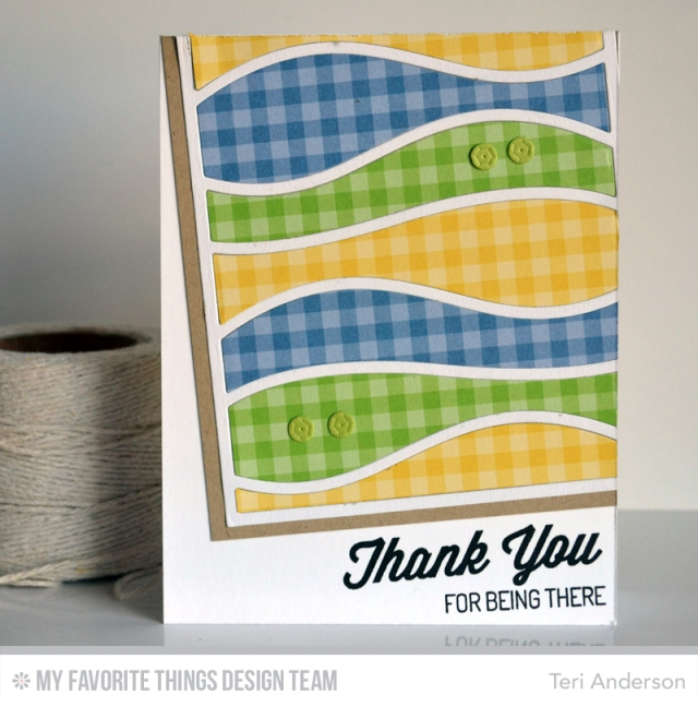 Thank You Waves by Teri