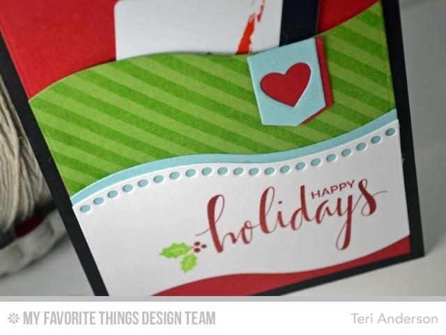 Handmade Christmas Gift Card Holder