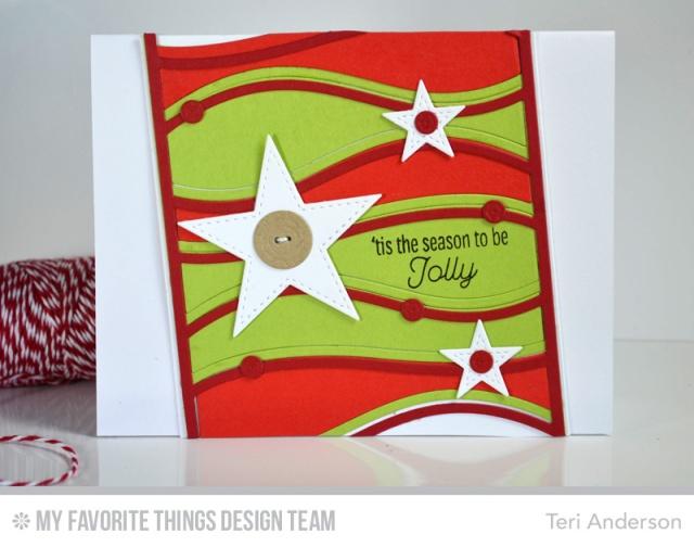 Jolly Waves by Teri